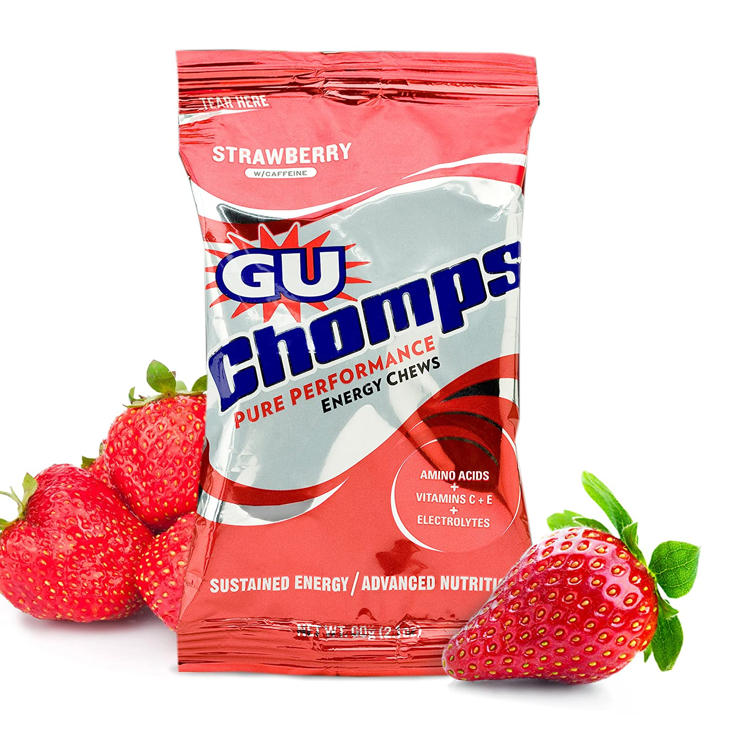 Runs for Cookies: Gu, Shot Bloks, and other fuel  Energy Gummies Running
