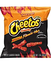 Cheetos Crunchy Flavored Cheese Snacks