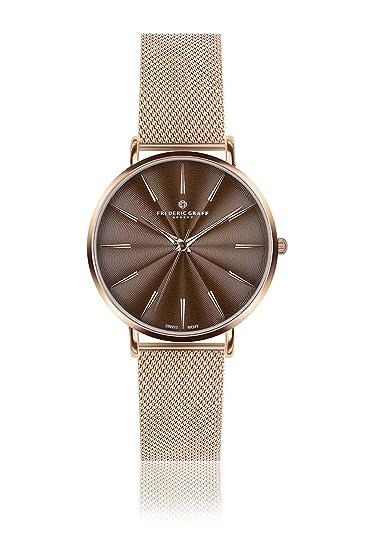 Fred Eric Graff de mujer reloj de pulsera Monte Rosa ...