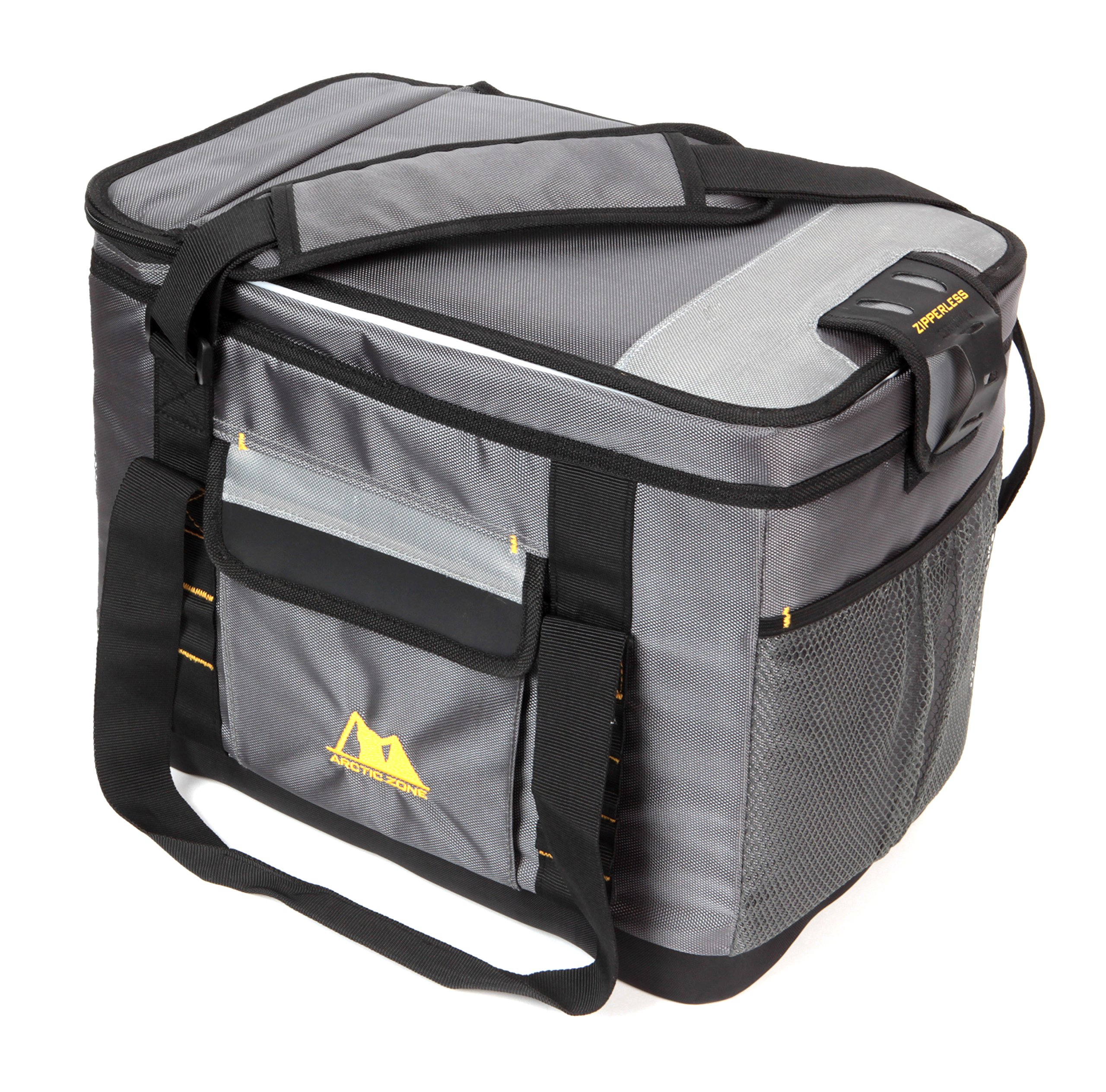 Arctic Zone Pro 30 (24+6) Can Zipperless Cooler by Arctic Zone
