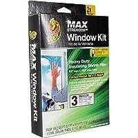 Duck MAX Strength Heavy Duty Insulating Film Window Kit