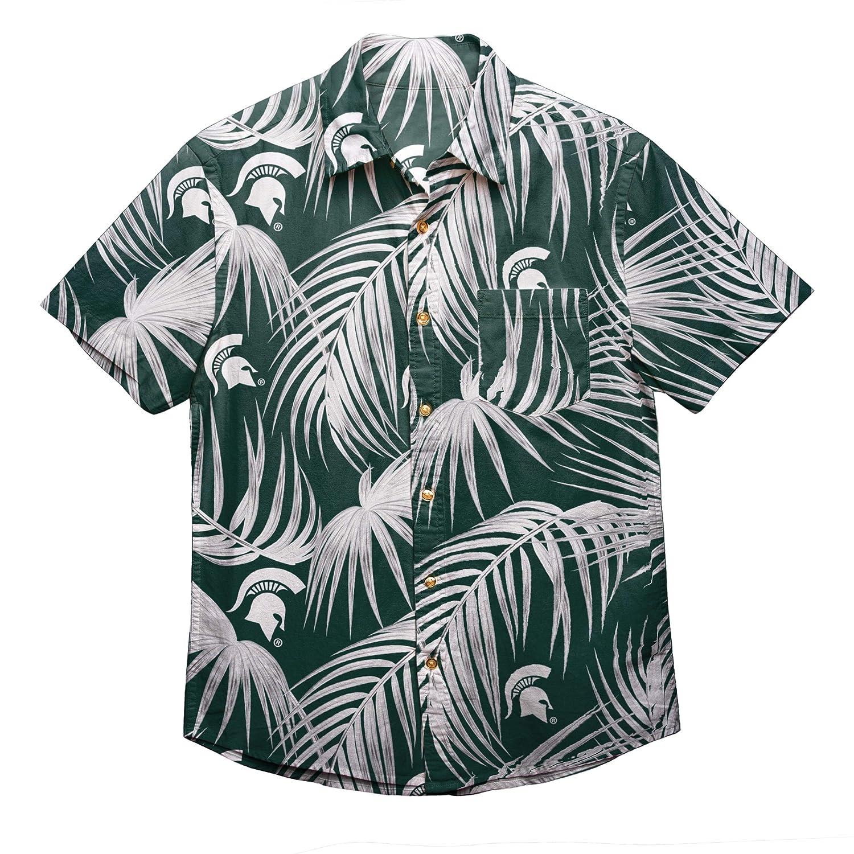 Floral Shirt FOCO Mens