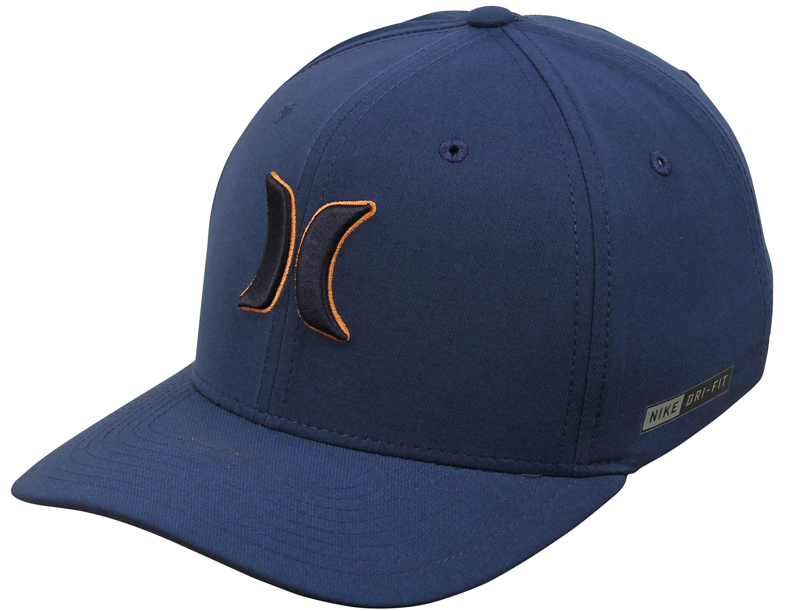 buy online fdcc7 7e294 Galleon - Hurley Dri-Fit Heather Hat - Obsidian - S M
