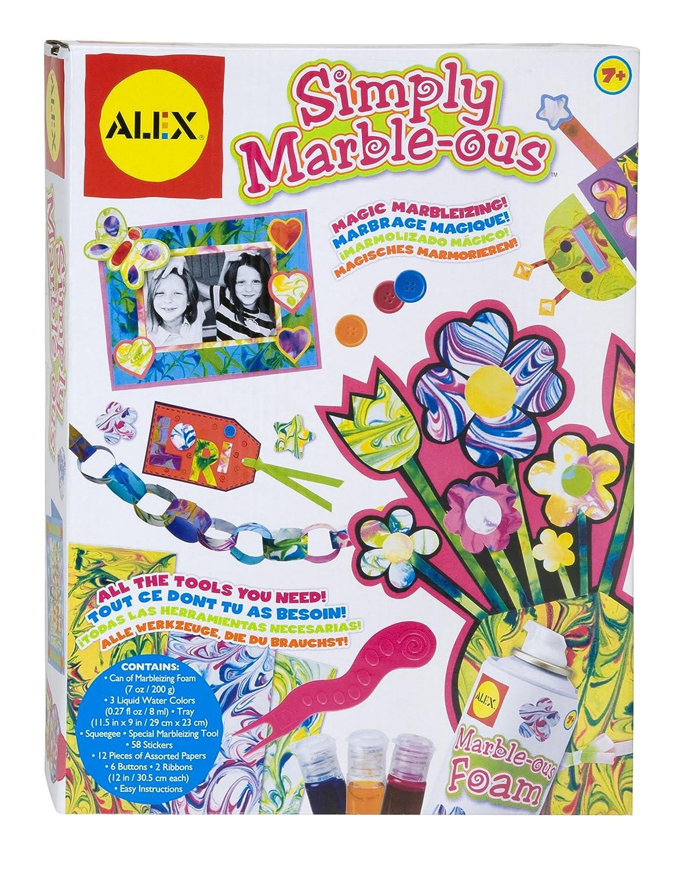 Alex 01481 - Magisches Marmorieren mit Schaum