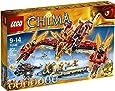 レゴ (LEGO) チーマ 空飛ぶファイヤー神殿 70146