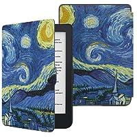 "MoKo Case per Kobo Clara HD - Custodia Ultra Sottile Leggero per Kobo Clara HD 6"" Tablet/e-Reader, Notte Stellata"
