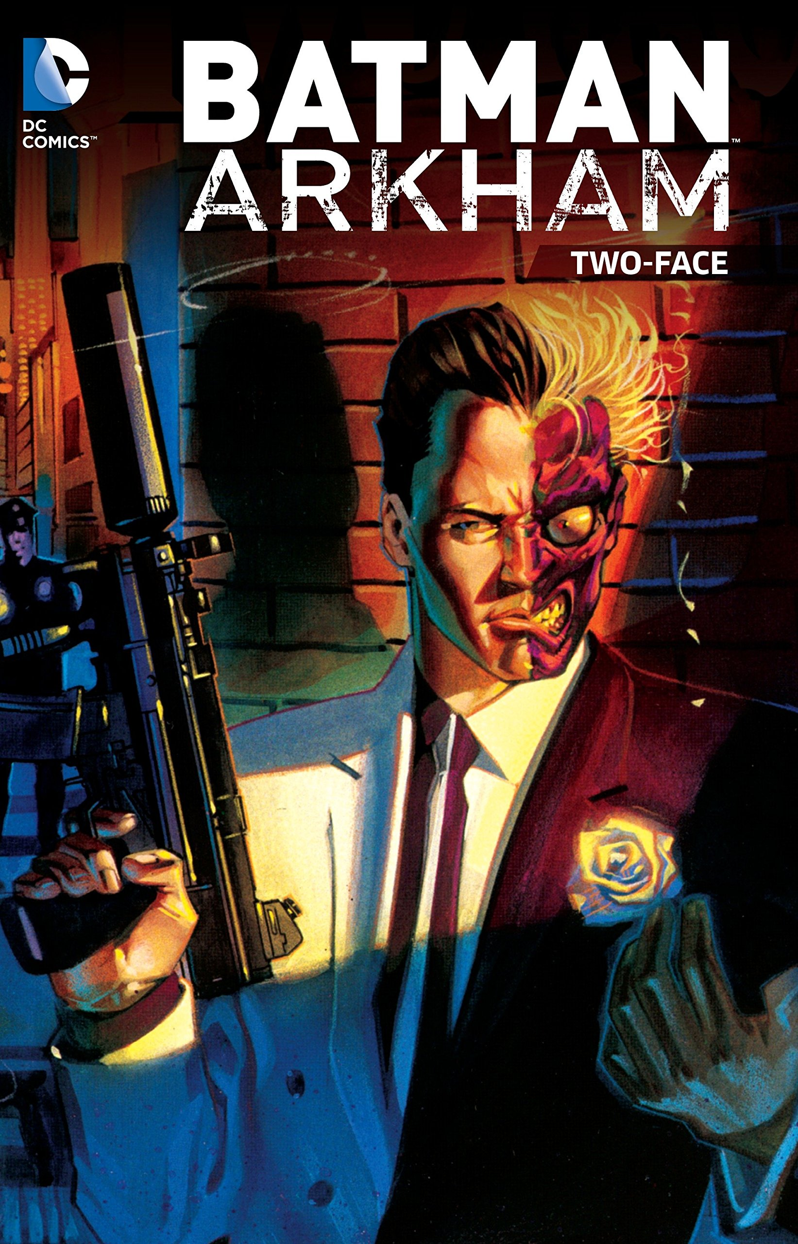 Download Batman Arkham: Two-Face pdf epub