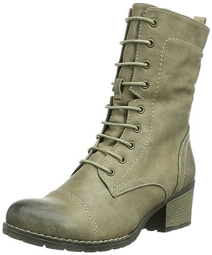 Rieker 92522 Damen Halbschaft Stiefel  Amazon.de  Schuhe   Handtaschen d3cd4a2824