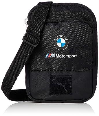 9cad50f03acd8 PUMA BMW Motorsport Kleine Umhängetasche Puma Black OSFA  Amazon.de ...