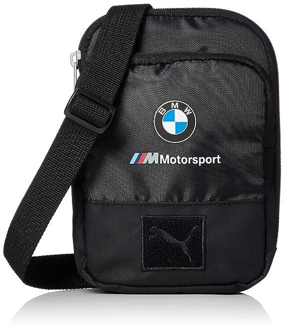 ed08dc28eec10 PUMA BMW Motorsport Kleine Umhängetasche Puma Black OSFA  Amazon.de  Schuhe    Handtaschen