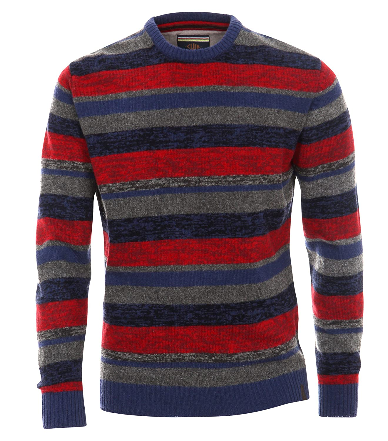 Michaelax-Fashion-Trade Men's Striped Long Sleeve Jumper