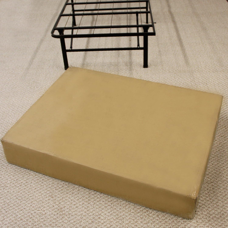 amazoncom classic brands hercules platform heavy duty metal bed framemattress foundation king kitchen dining