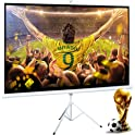 "Cloud Mountain 100"" 16:9 Home Theater Projector Screen"
