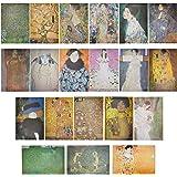 Gustav Klimt Posters (13 x 19 in, 20 Pack)