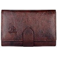 The Clownfish Dark Brown Women's Wallet