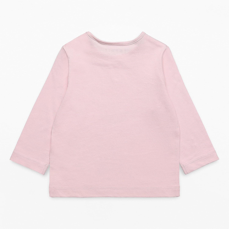 Esprit T T-Shirt Manches Longues B/éb/é Fille