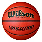 Amazon Price History for:Wilson Evolution Indoor Game Basketball