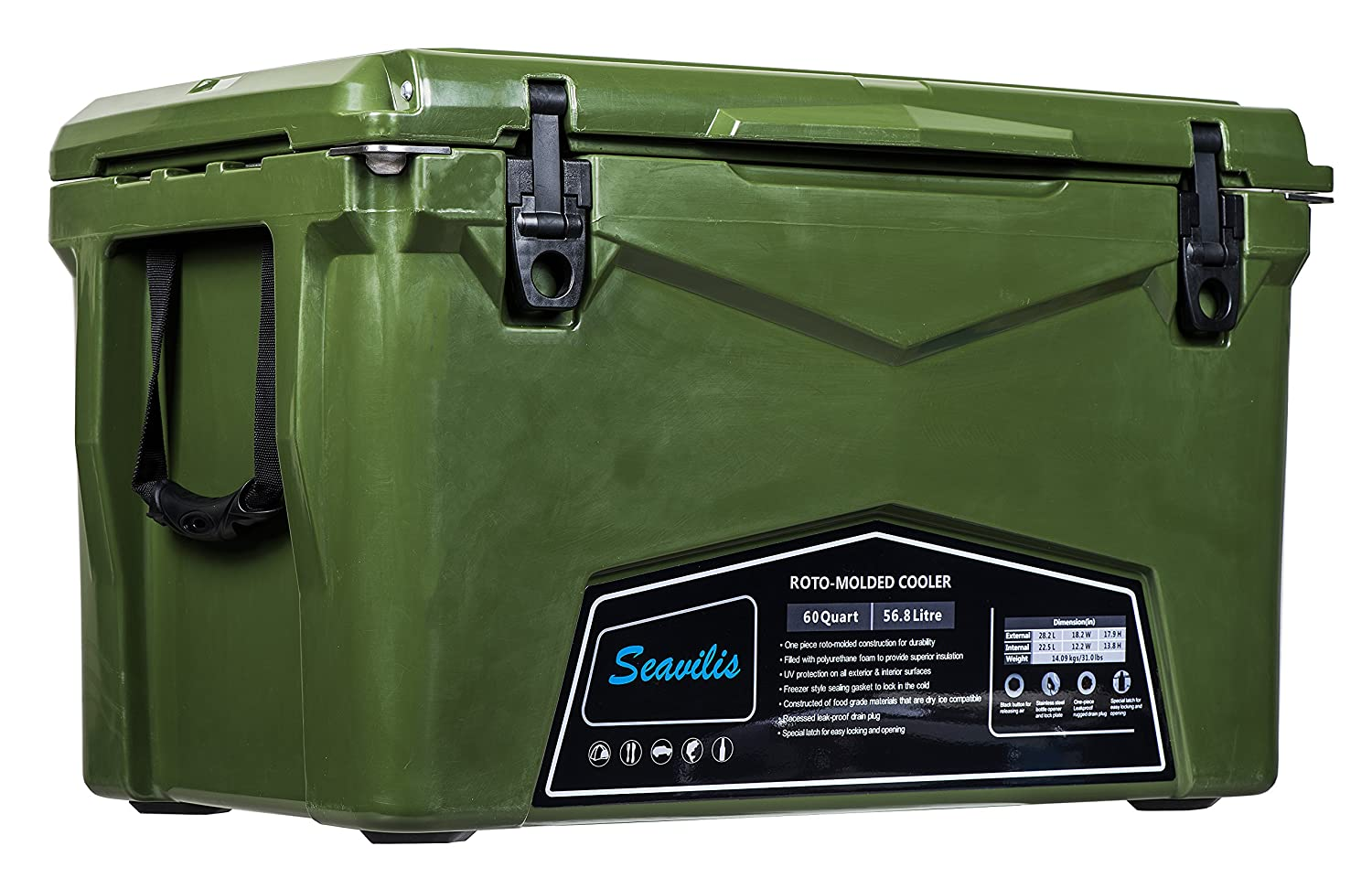 Seavilis Cooler (Milee) Best Coolers For Camping