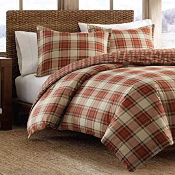 red and white twin duvet cover plaid set full queen tartan king size super