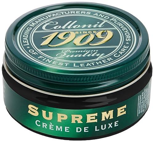 Collonil Creme de Luxe, Reparación de Zapatos, Unisex, Marrón (Dunkelbraun), 100 ml