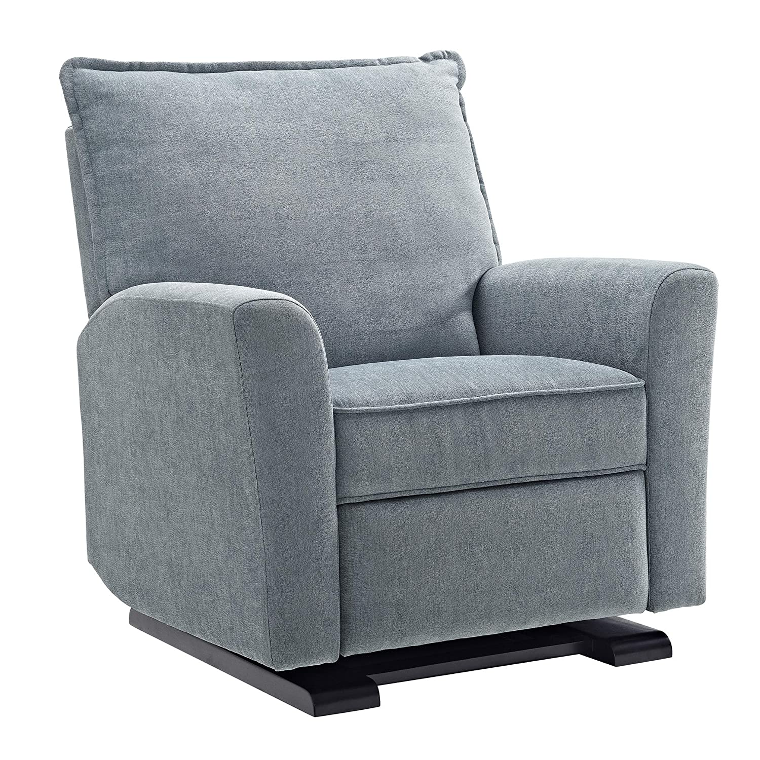 Baby Relax Raleigh Gliding Recliner, Gray Gray