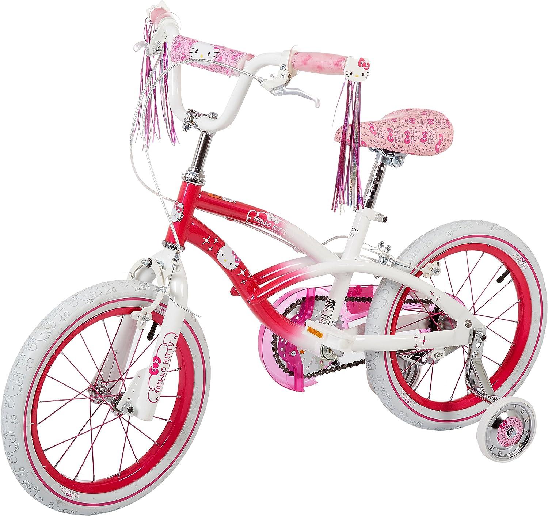 Hello Kitty Dynacraft - Bicicleta BMX de calle para niña (40,6 cm ...