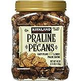 Kirkland Signature Praline Pecans Net Wt (40 Oz), 40 Ounces