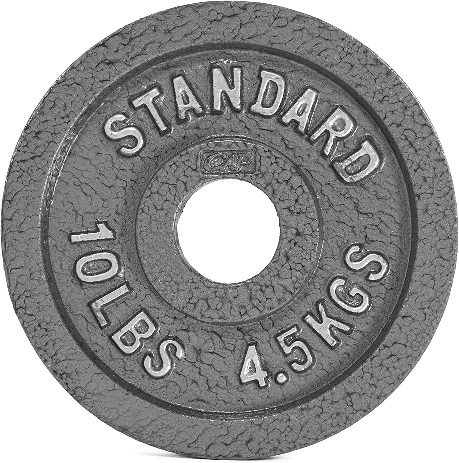 """10lbs Total 4*2.5lb New Standard Barbell Olympic 2/"""" Hole Weights High quality!"""
