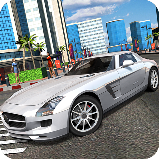 Luxury Supercar Simulator (Best 3d Engine For Android)