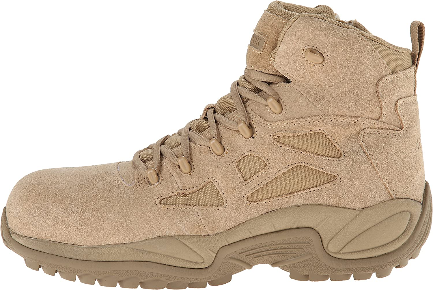 """Reebok Work Duty Men's Rapid Response RB RB8694 6"""" Tactical Boot: Shoes"""