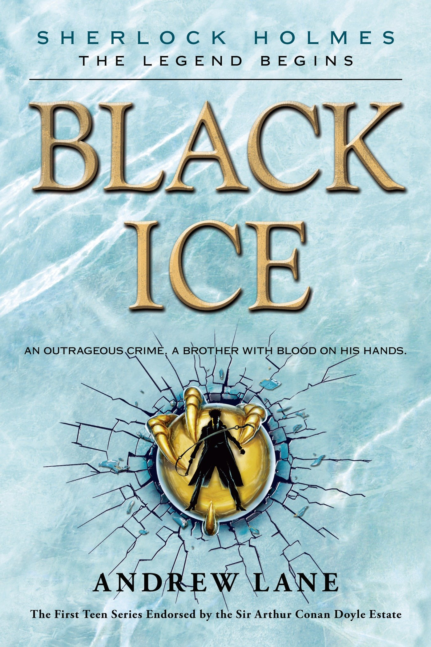 Amazon com: Black Ice (Sherlock Holmes: The Legend Begins