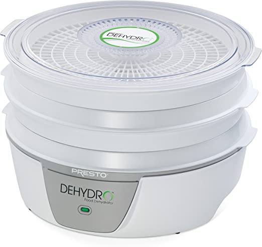 Presto Dehydro Electric Food Dehydrator, Standard - Affordable Food Dehydrators