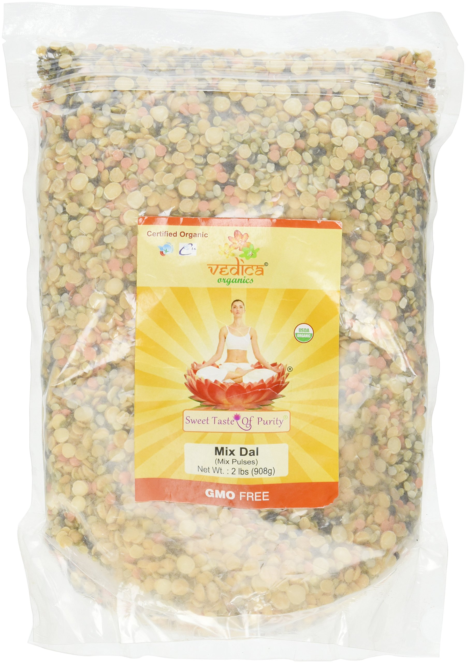 Organic Mixed Dal