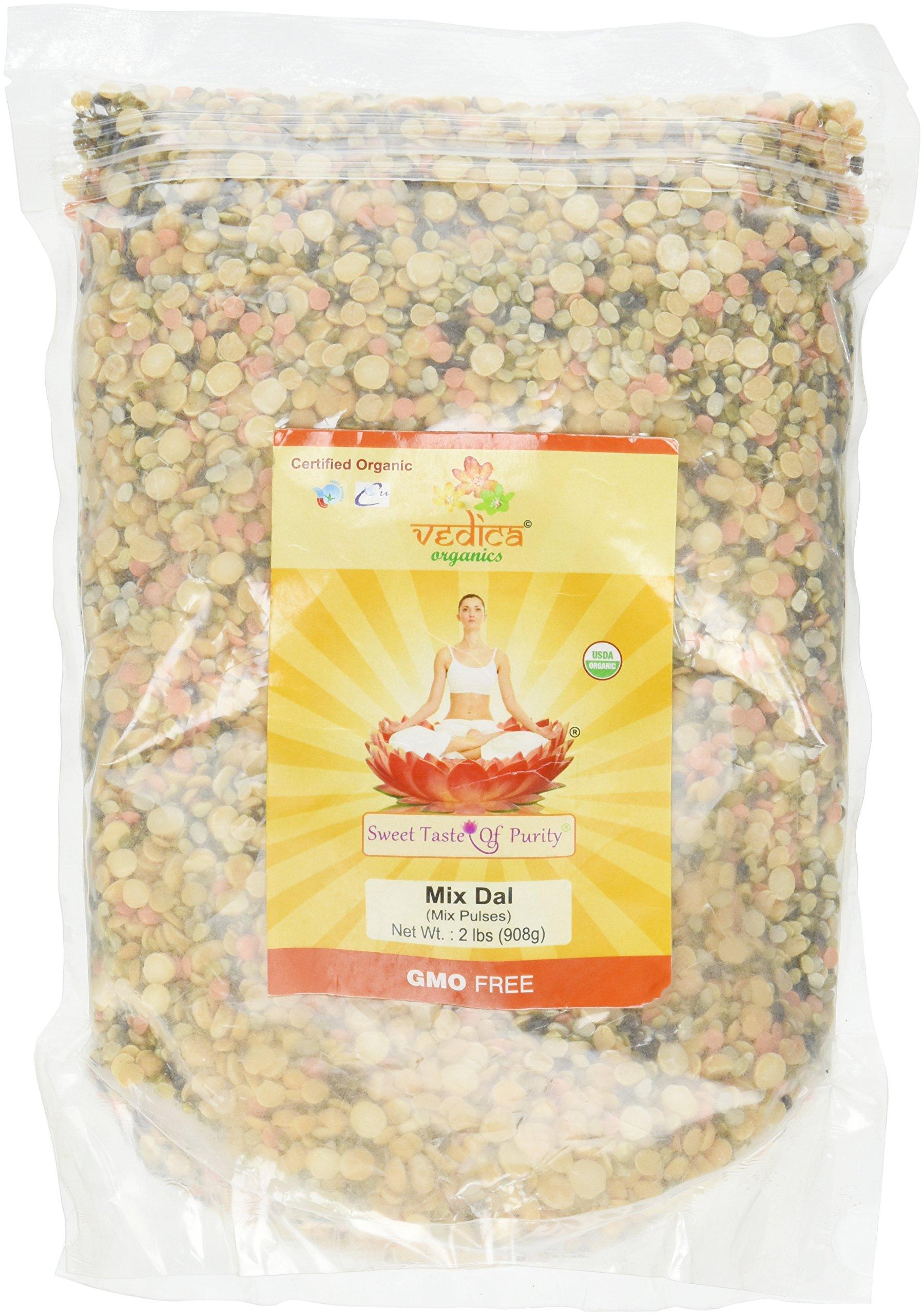 Organic Mixed Dal by Vedica Organics