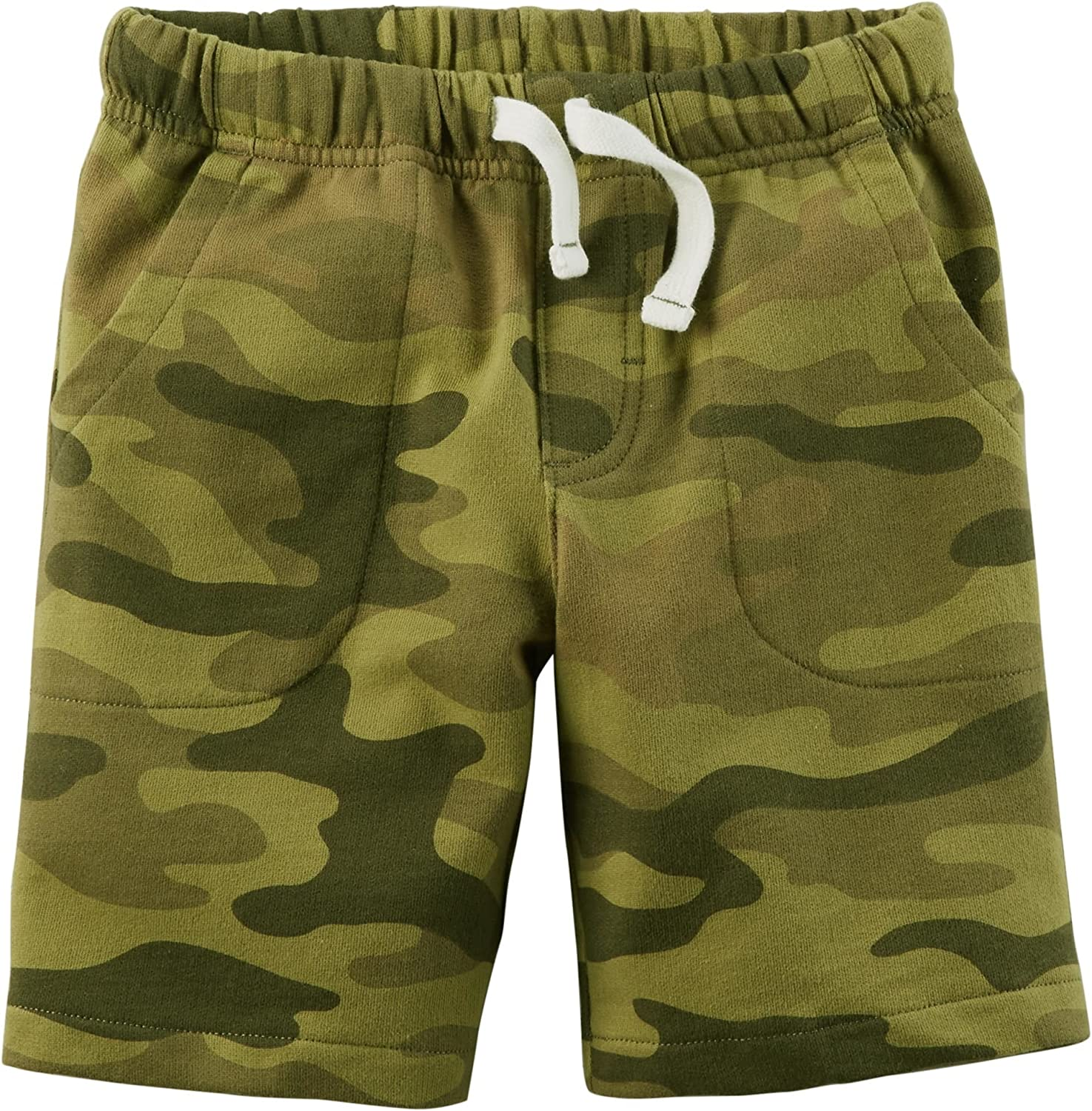 Baby Carters Baby Boys French Terry Shorts