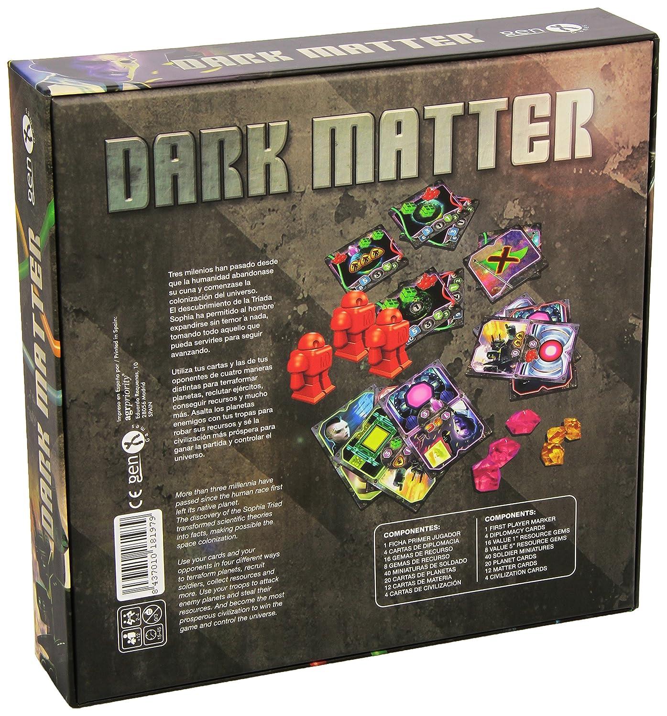 Amazon.com: Dark Matter: Toys & Games