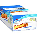Hostess Donettes Mini Donuts, Powdered, 10 Count