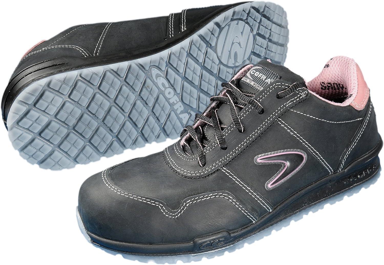 Helly Hansen Workwear, 40 78500010 36, Scarpe delle signore Cofra Safety S3 SRC Alice 78.500 010, scarpe di sicurezza, dimensione 36