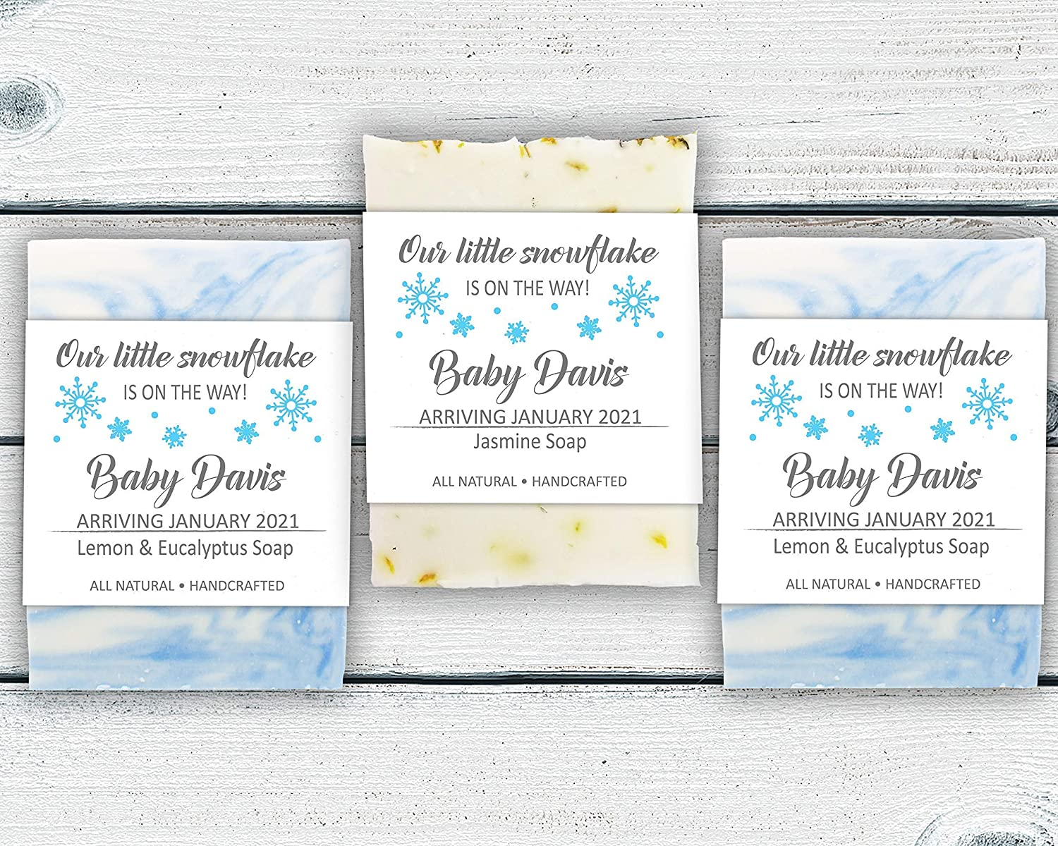 Winter Favors, Mitten soap favors 1 Mitten Soap:  FREE SHIPPING Holiday favors Christmas favors