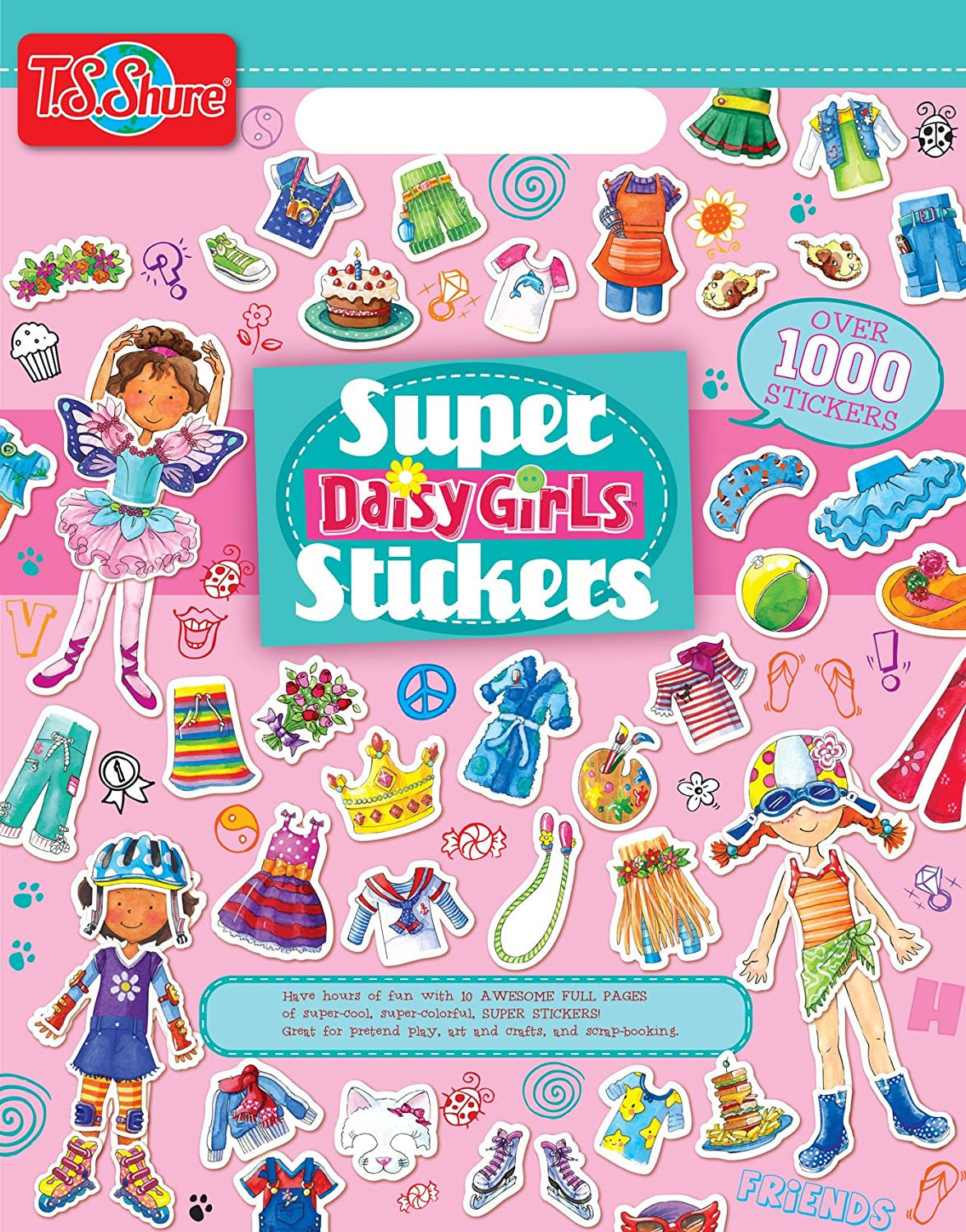 T.S.Shure 6304.0 Super Sticker Book