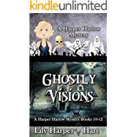 Ghostly Visions: A Harper Harlow Mystery Books 10-12