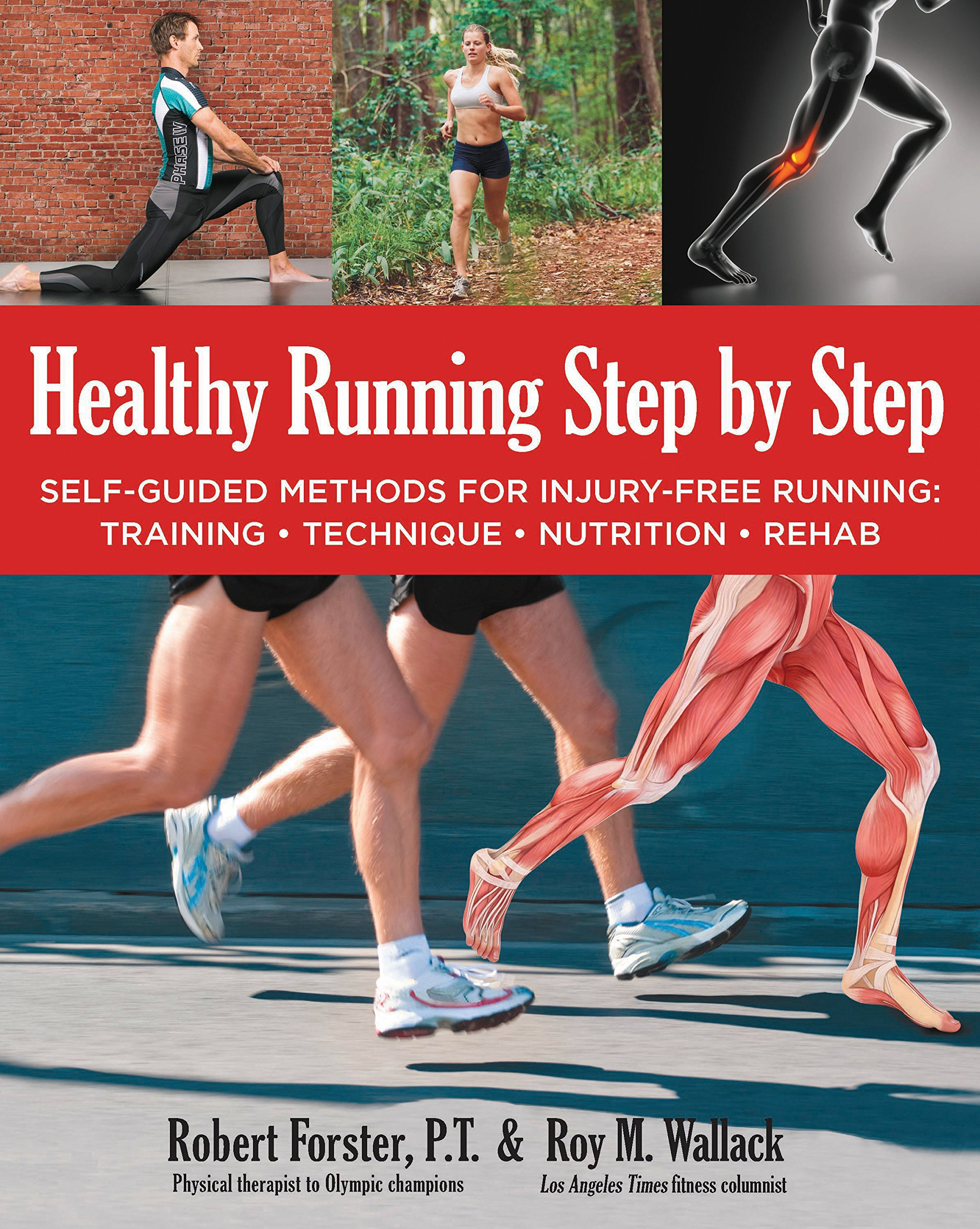 Healthy Running Step Self Guided Injury Free product image