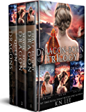Dragon-Born: The Dragon-Born Saga Books 1-3, Half-Blood Dragon, Magic-Born Dragon, Queen of the Dragons