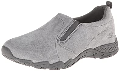 Skechers Women's Endeavor-Atmosphere Fashion Sneaker,Gray,5 ...