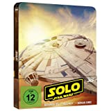 Solo: A Star Wars Story (2D & 3D Steelbook Edition) [3D Blu-ray]