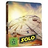 Solo: A Star Wars Story (+ 2D im Steelbook) [3D Blu-ray]