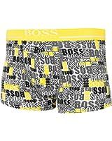 BOSS Hugo Boss Trunk 24 Print, Boxer Homme