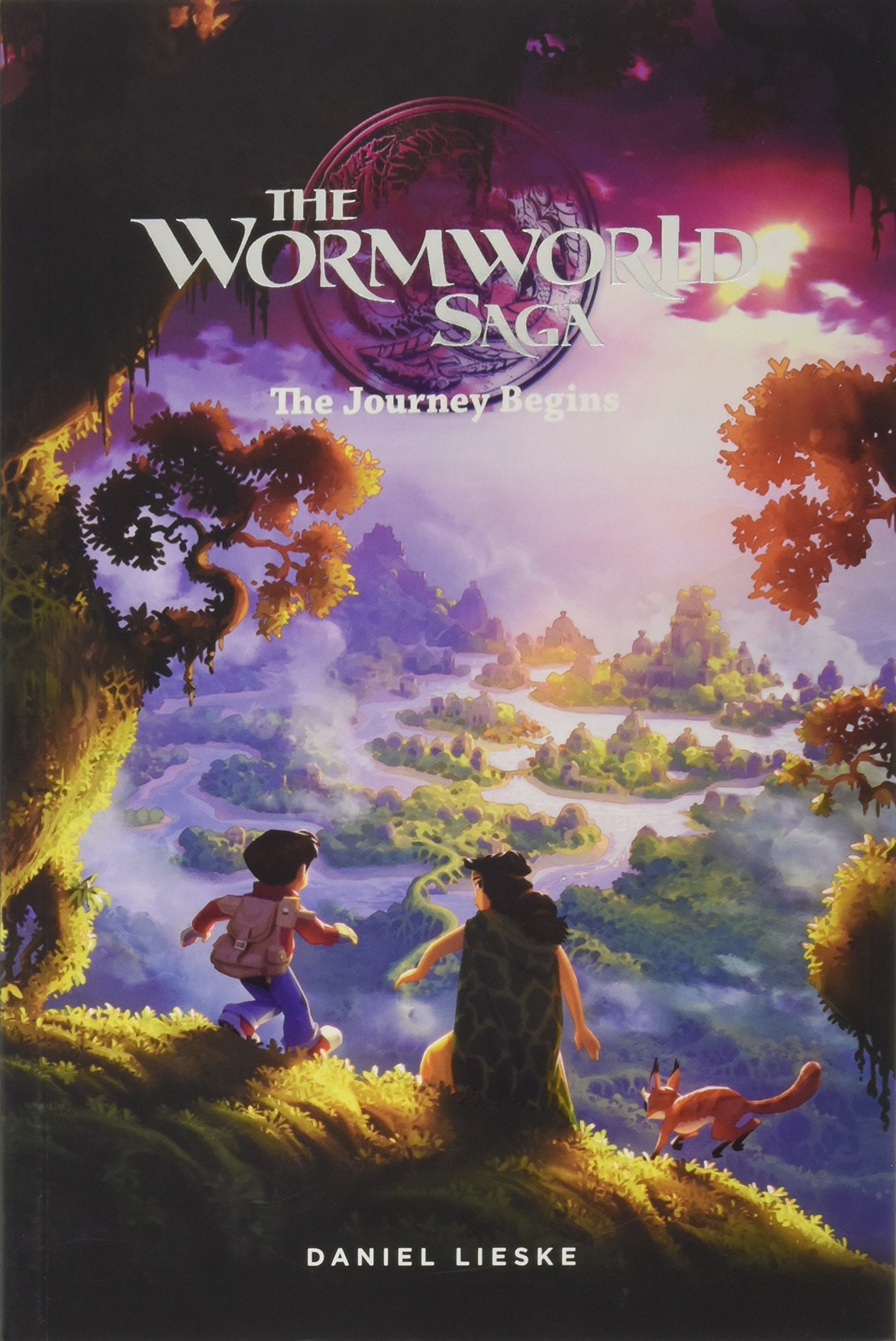 Amazon.com: The Wormworld Saga Vol. 1: The Journey Begins ...