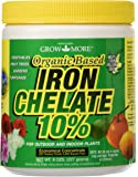 Grow More 7450 8-Ounce Organic Iron Chelate Concentrate