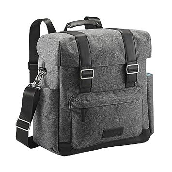 6727fb288df Amazon.com   JJ Cole Knapsack Diaper Bag Gray Heather   Baby